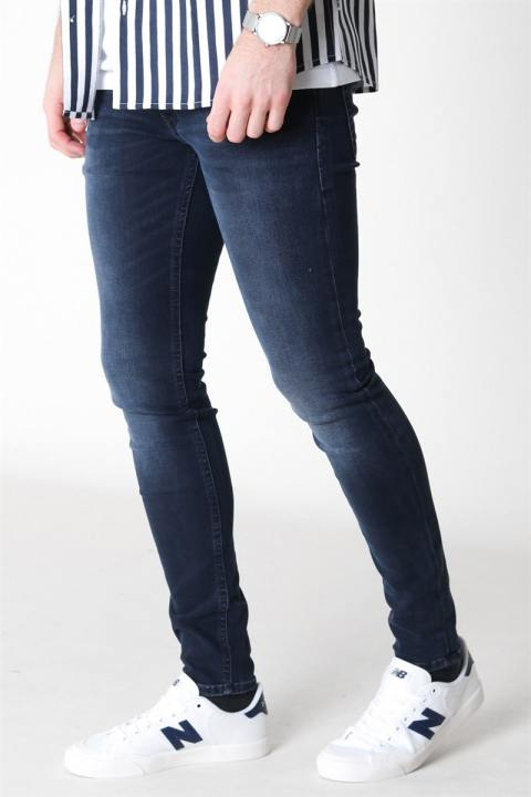 Jack & Jones Liam Original AGI 004 Jeans Blue Denim