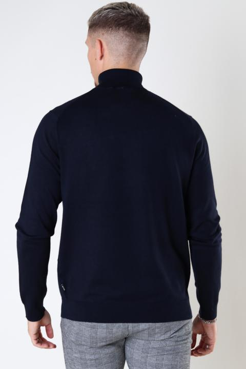 ONLY & SONS ONSWYLER LIFE ROLL NECK KNIT NOOS Dark Navy