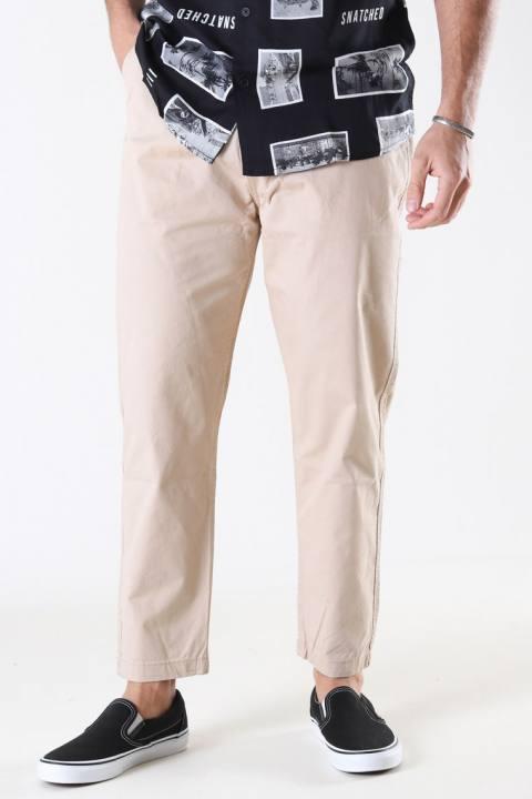 Køb Denim Project Mr Yellow Twill Pants Humus