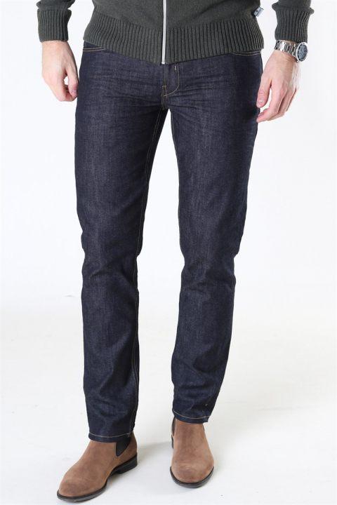 Solid Joy Jeans Blue Wash