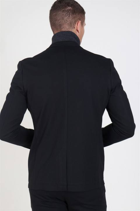 Gabba Daze Jersey Blazer Black