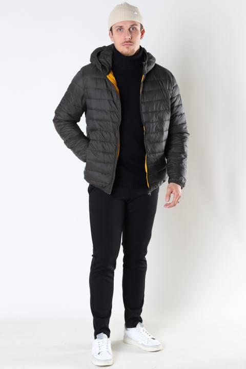 Fat Moose Shane Quilt Jacket Beetle Green