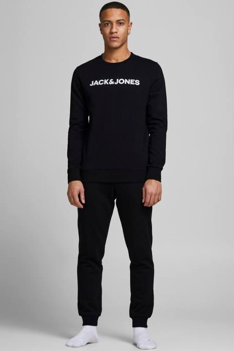 Jack & Jones JACLOUNGE SET NOOS Black Black