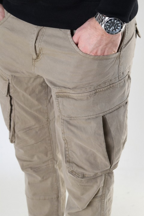 Gabba Rufo Cargo Pants Sand