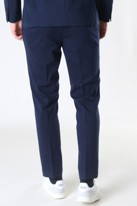 Selected Slim Jim Flex Bukser Navy Blazer