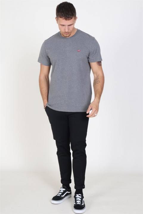 Levis Original HM T-shirt Charcoal