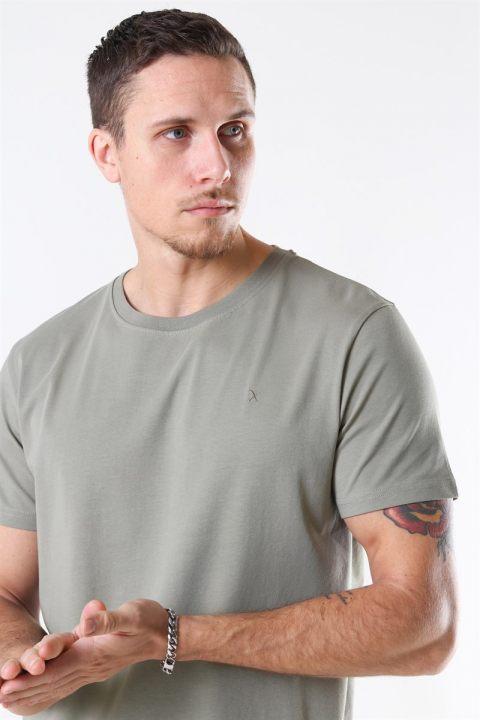 Clean Cut Miami Stretch T-shirt Dusty Green