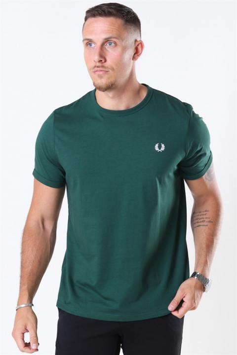 Køb Fred Perry Ringer T-shirt Ivy