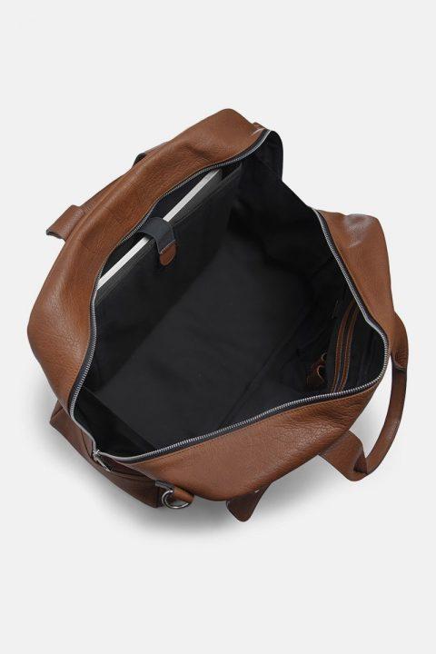 Still Nordic Thor Weekend Bag Brown