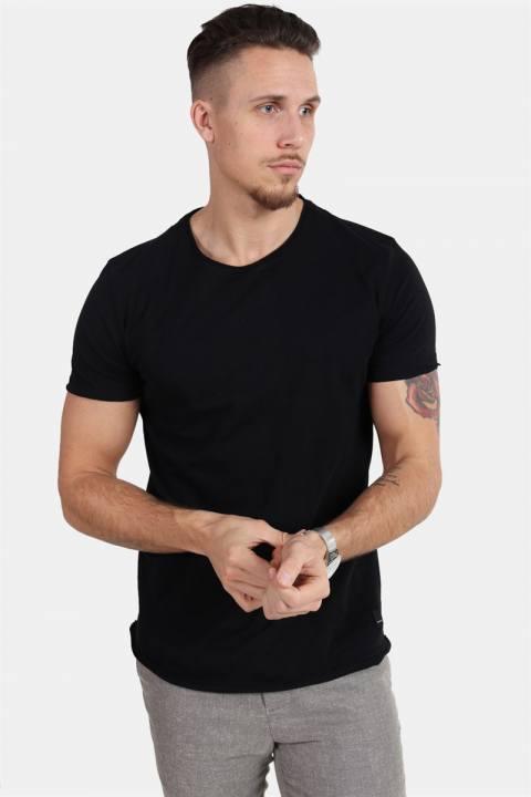 Gabba Konrad Slub S/S T-shirt Black