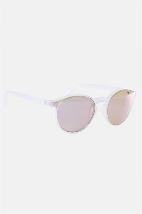 Køb Fashion 1384 Solbrille Matt Transparent Clear Lens w/Blue Mirror