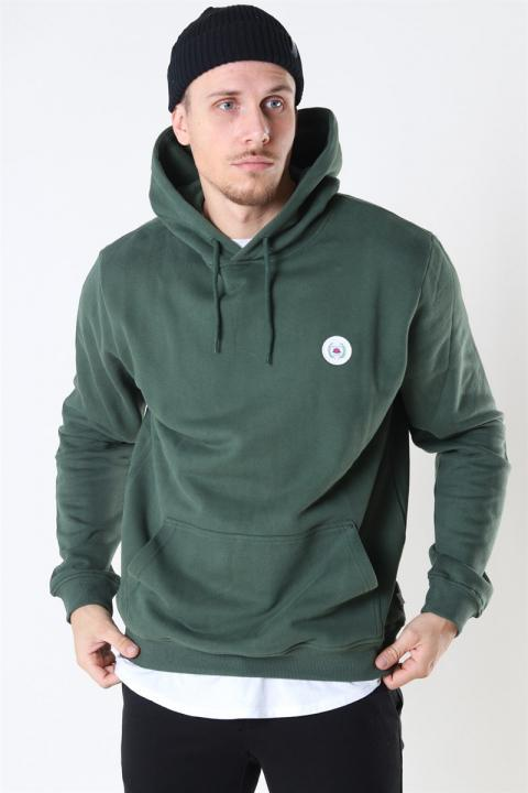 Woodbird Our Shaxy Patch Hoodie Army