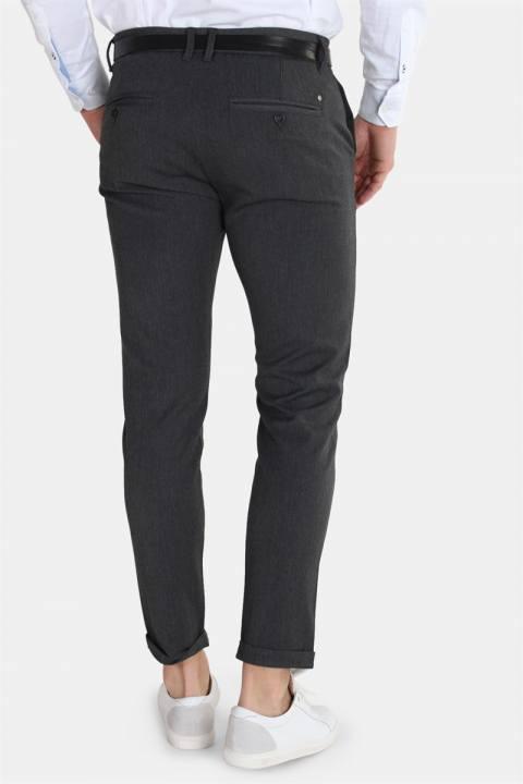 Gabba Rome Pants Grey Mel