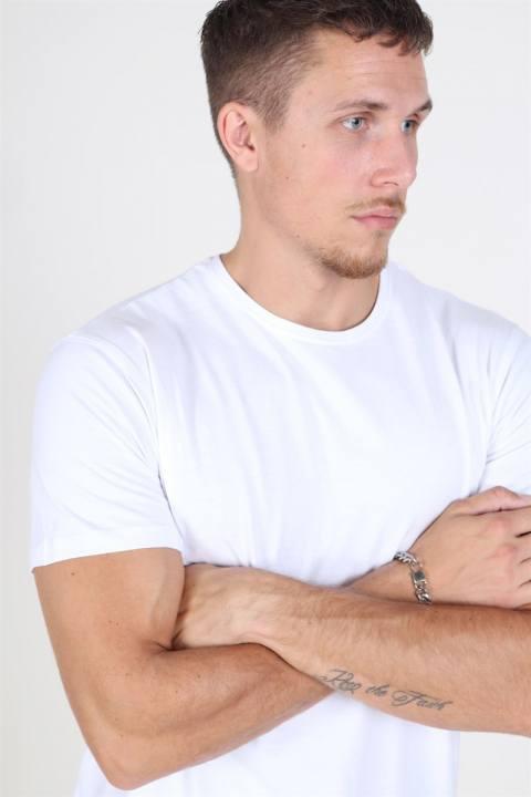 Kronstadt Basic T-shirt White