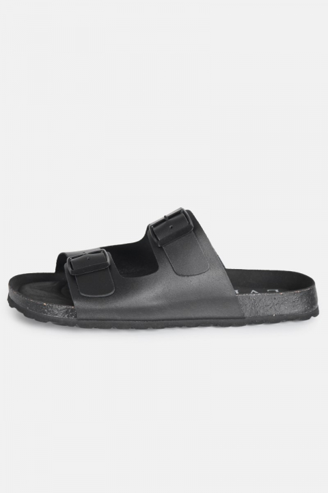 Image of LVL Alex Bio-sandal Black/Black (1555503315-39)