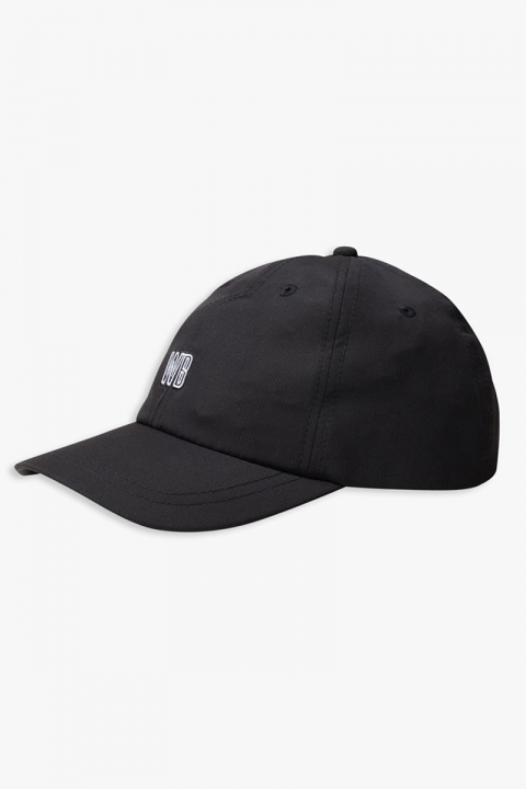 Woodbird Jase Base Cap Black