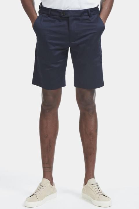 Les Deux Iseo Shorts Dark Navy