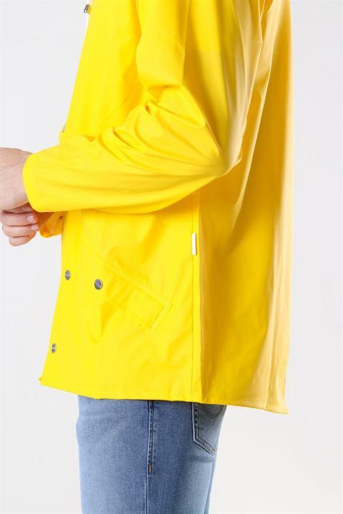 Rains Regnjakke Yellow