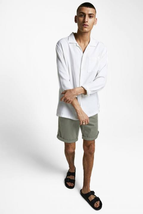 Jack & Jones Jjibowie Jjshorts Deep Lichen Green