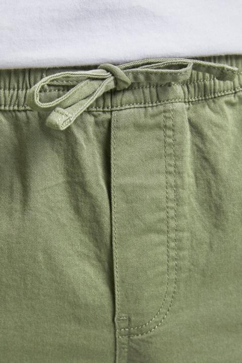 Jack & Jones JJIJEFF JJJOGGER SHORTS AKM Deep Lichen Green