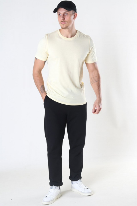 Jack & Jones Organic Basic Tee SS O-Neck Flan