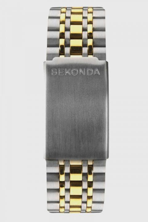 Sekonda 1666 Classic Two-Tone Bracelet Ur