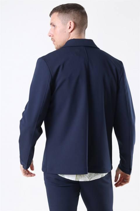 Selected Carlo Flex Hybrid Navy Blazer