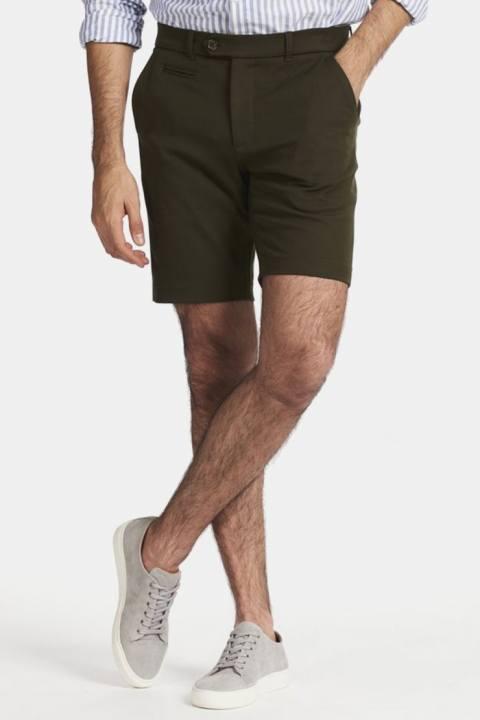 Les Deux Como Shorts Kombu Green