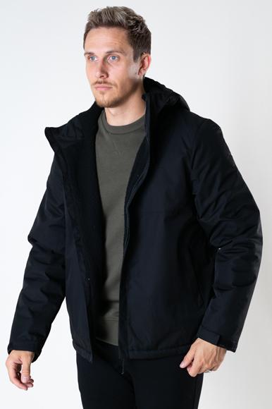 Woodbird Mats Frenzy Jacket Black