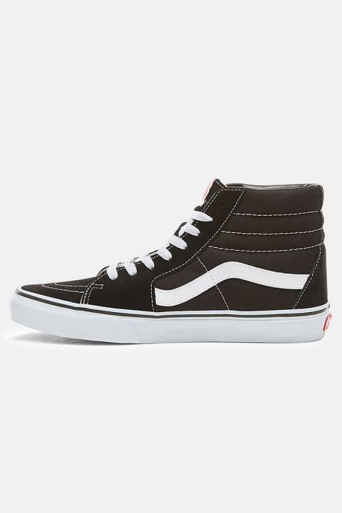 Image of Vans SK8-HI Sneakers Black/Black/White (1220134290374-39)