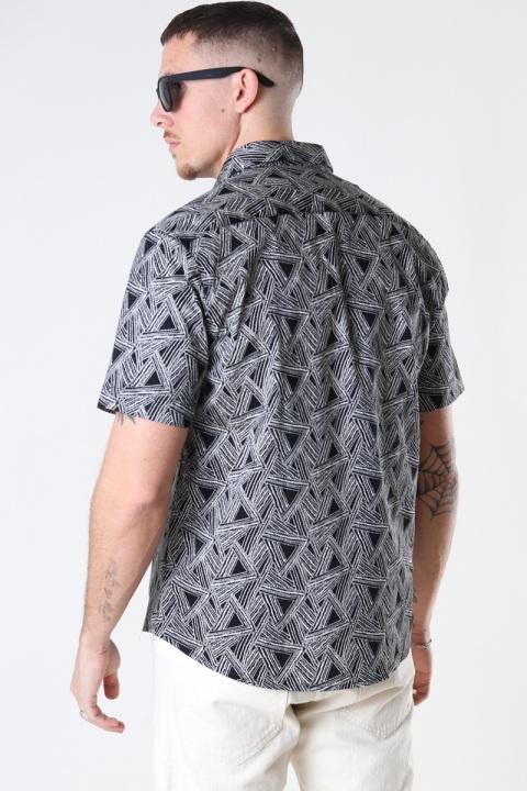 Just Junkies Somex Shirt 001 - Black