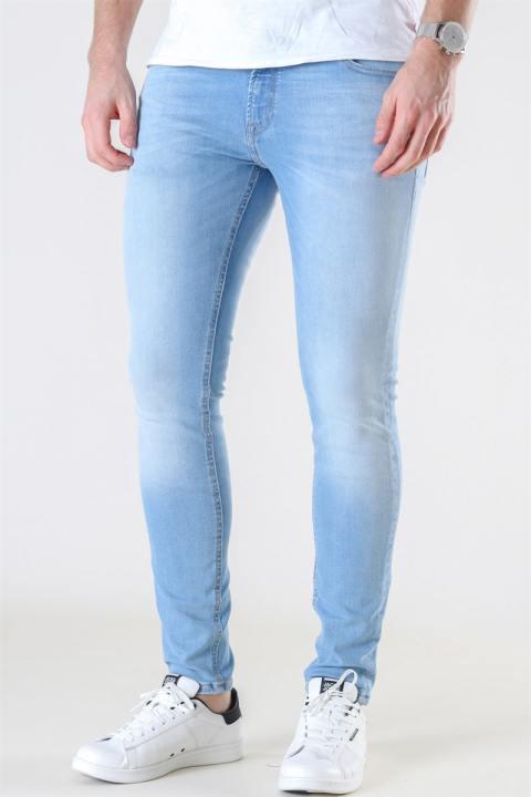 Jack & Jones Liam Original AGI 002 Jeans Blue Denim