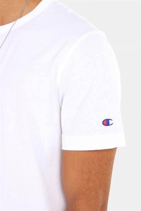 Champion Crewneck T-shirt White