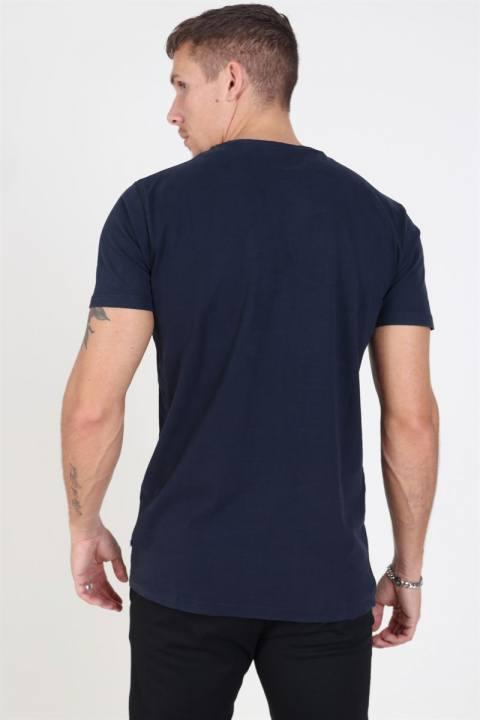 Kronstadt Basic T-shirt Navy