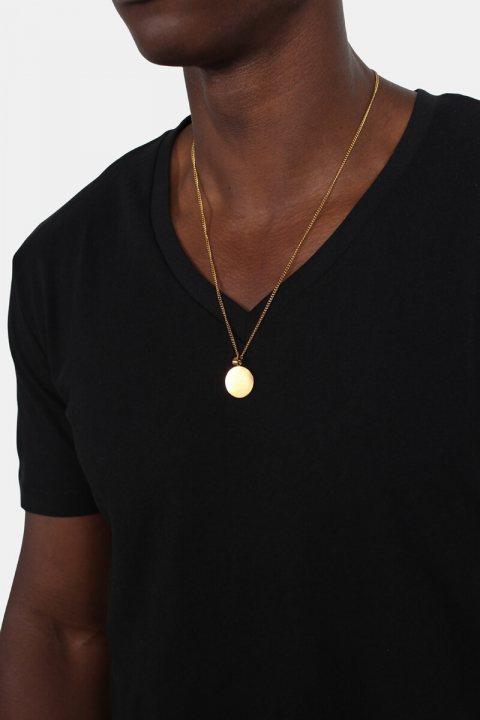 Urban Classics TB1559 Basic V-Neck T-shirt Black