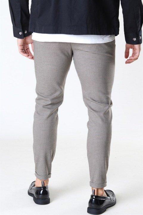 Gabba Pisa Beige Check Pants