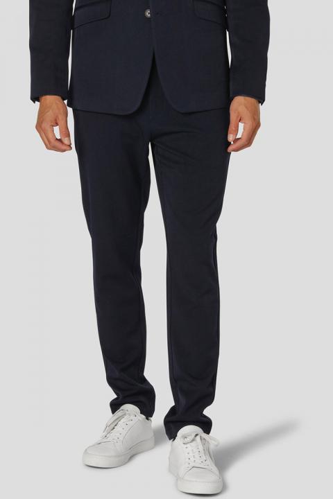 Køb Clean Cut Copenhagen Milano Cole Stretch Nano Pants Navy