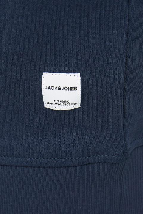 Jack & Jones JJEBASIC SWEAT CREW NECK NOOS Navy Blazer REG