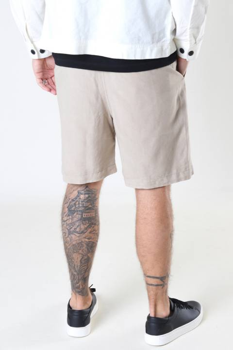 Woodbird Bommy Jungle Shorts Sand