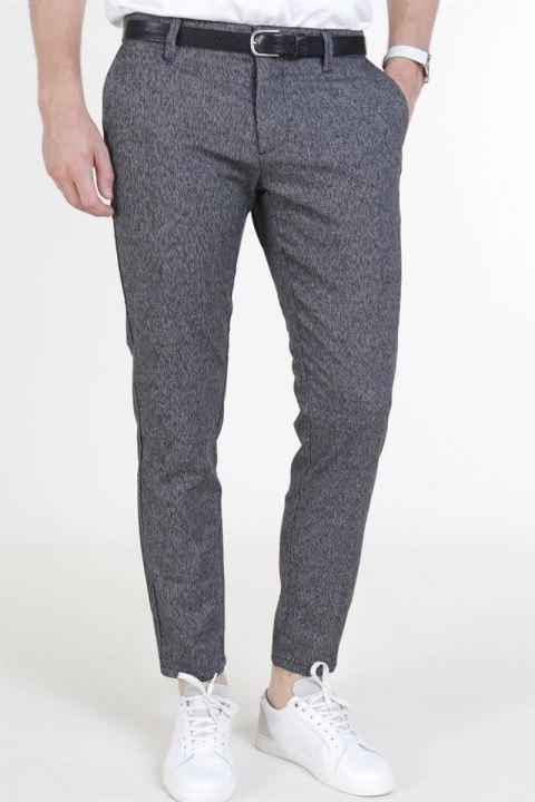 Only & Sons Mark Pants Melange Noos Medium Grey