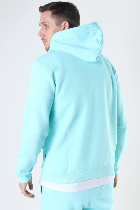 Only & Sons Onsceres Life Hoodie Sweat Island Paradise
