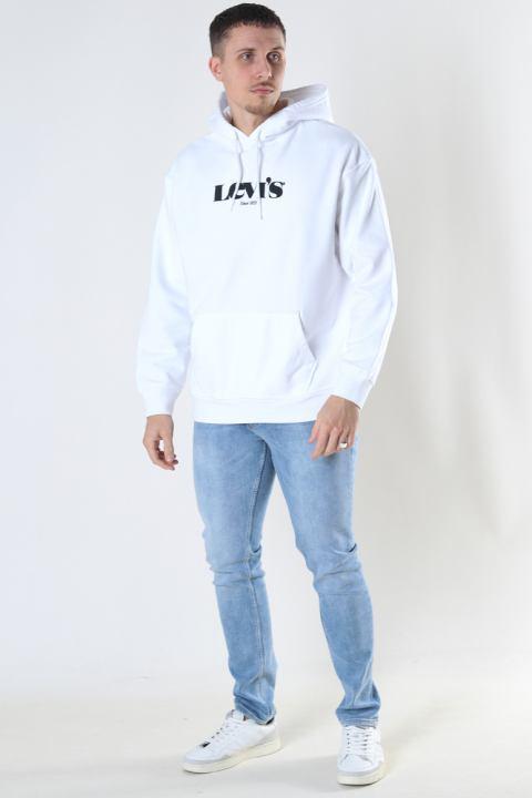 LEVIS Graphic PO MV White