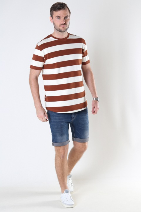Just Junkies Mike Shorts Base Blue 657 Base Blue