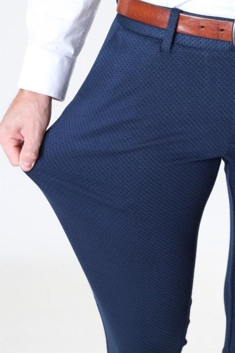 Only & Sons Mark Kamp Tap Pants GW 7713 Dress Blues