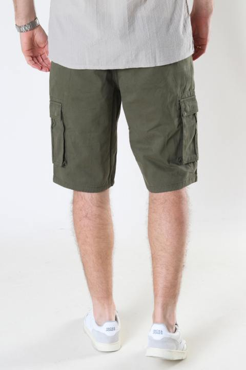 ONLY & SONS ONSDONTE LIFE CARGO SHORT PG  8679 Olive Night