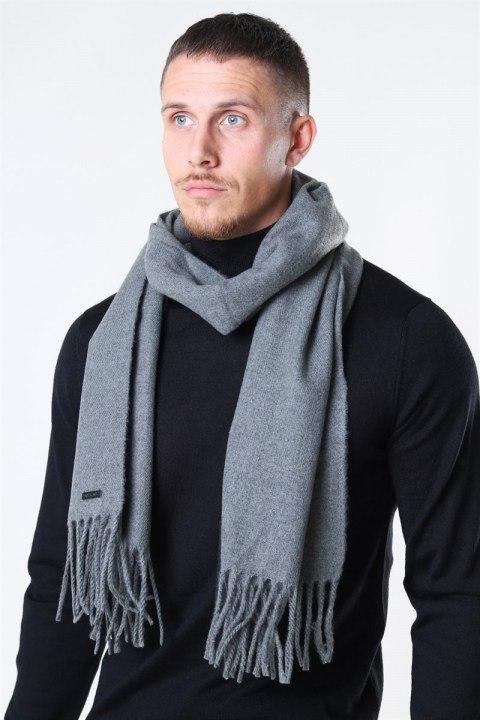 Only & Sons Carlo Halstørklæde Medium Grey Melange