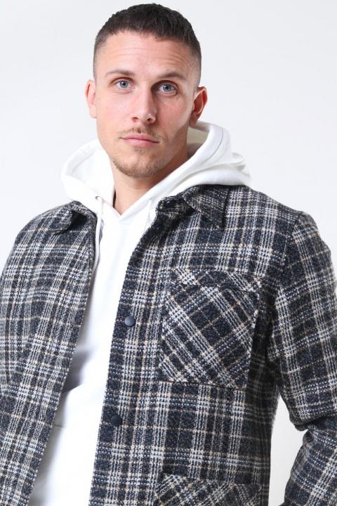Just Junkies Vinx Shirt Grey
