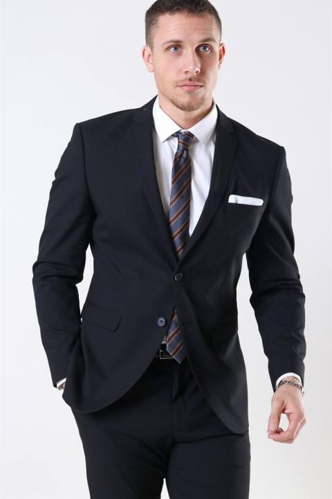 Selected New One Mylo Logan Blazer Black