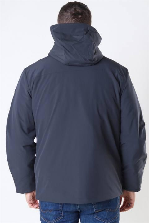 Only & Sons Mads Technical Warm Parka Jakke Grey