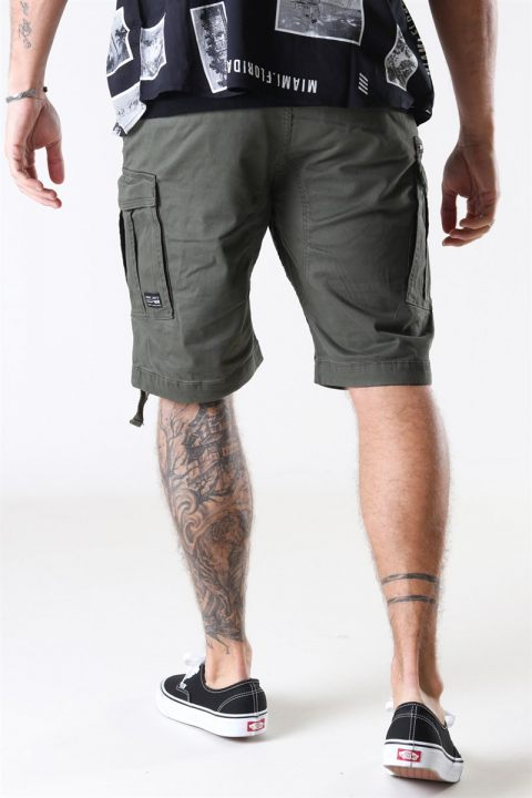Jack and Jones Chop Cargo Forest Night